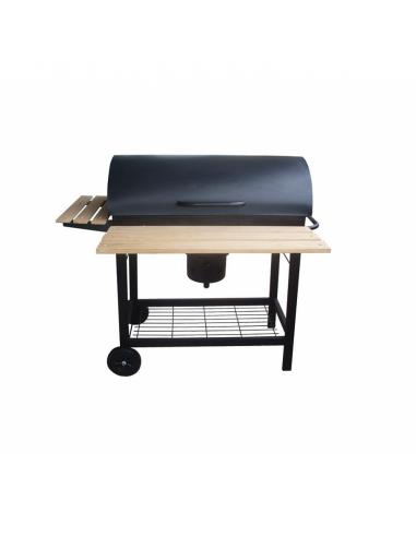 SAVANNAH: Barbecue mobile et élégant...