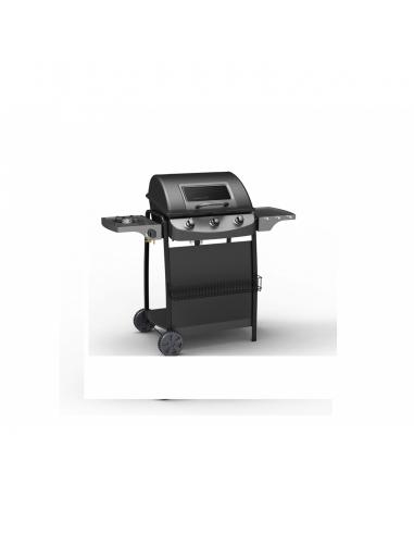 BLACK HILLS: Barbecue a gaz 3...